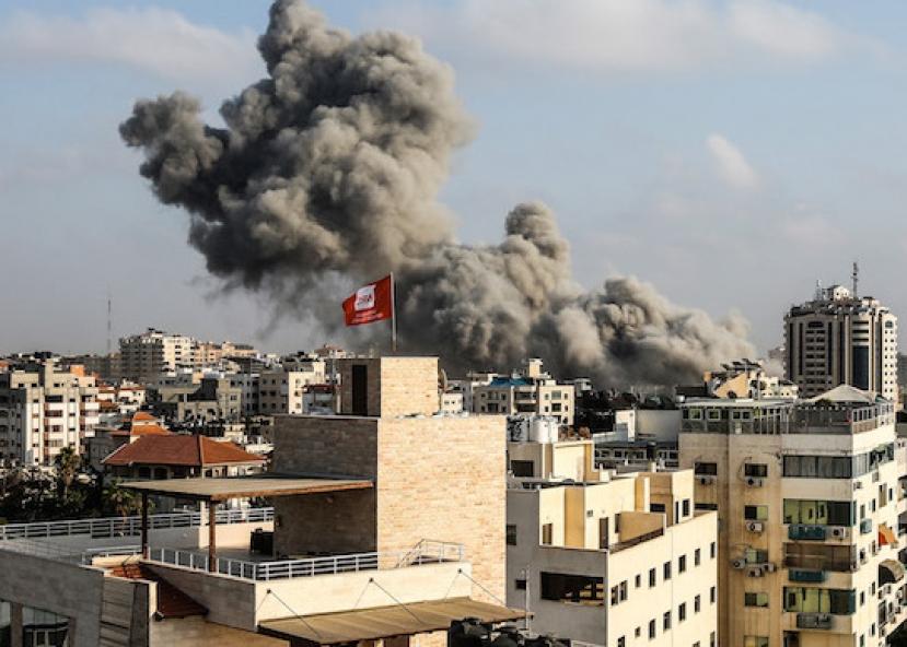 Gaza: ancora scontri Israele - Hamas
