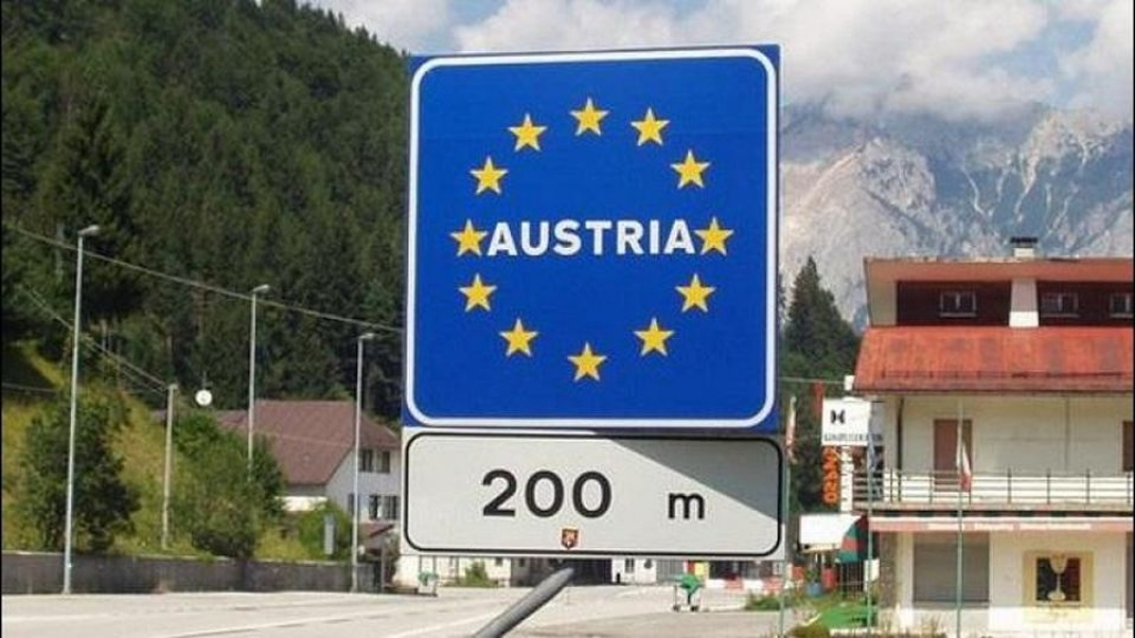 Turismo: confini aperti per transitare dalla Germania all'Italia passando dall'Austria