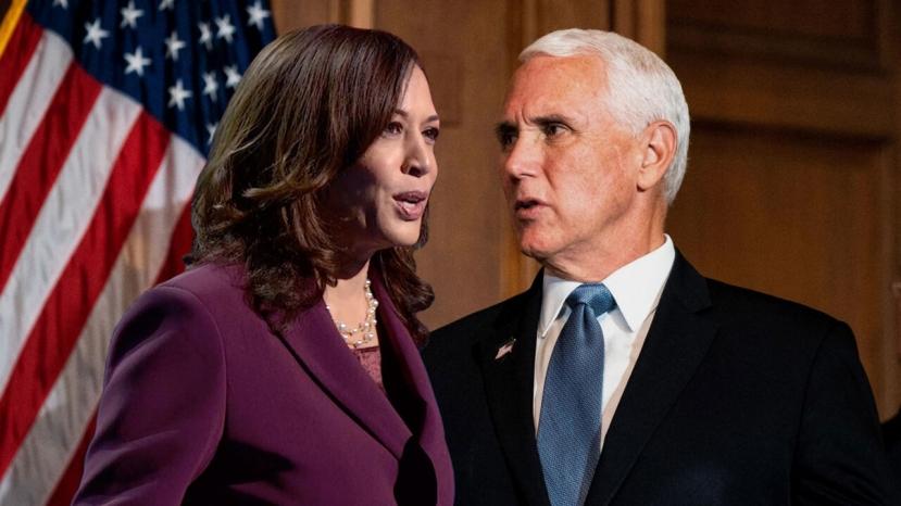 Presidenziali Usa: duello tv tra Harris e Pence sulla gestione del Coronavirus