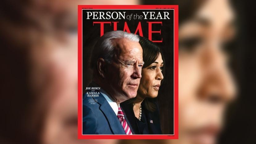 Biden e Harris