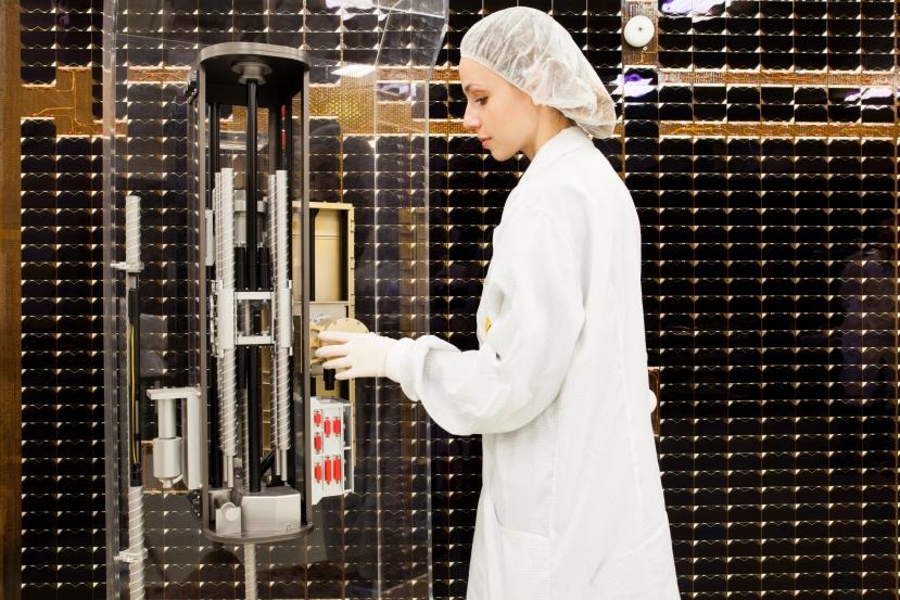 Leonardo: al lavoro sui bracci robotici per missione NASA e ESA Mars Sample Return